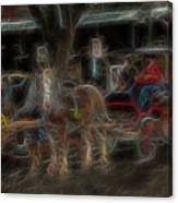 Spirit Carriage 3 Canvas Print