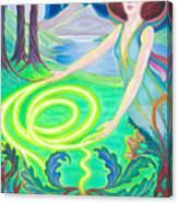 Spirit Guide Antarra Canvas Print
