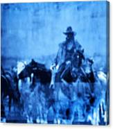 Spirit Herd Canvas Print