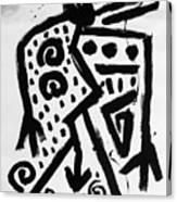 Spirit Of Man Canvas Print