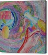 Spirit Of Piece Canvas Print