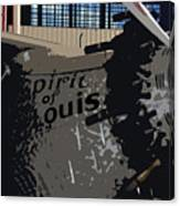 Spirit Of Saint Louis Canvas Print