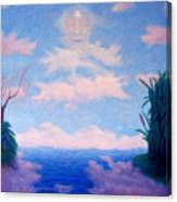 Spirit Of The Lake Canvas Print