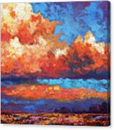 Spirit Sky Canvas Print