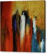 Spirits Gathered Canvas Print