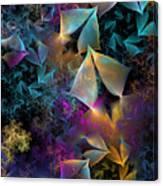Spirits Of The Deep Canvas Print
