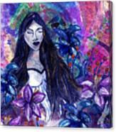 Spiritual Garden Of Hope Canvas Print