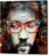 Spiritual Glasses Canvas Print