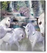 Spiritual Harmony Canvas Print