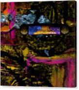 Spiritual Journey I Canvas Print