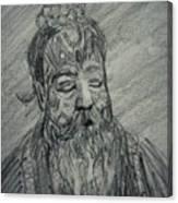 Spiritual  Canvas Print