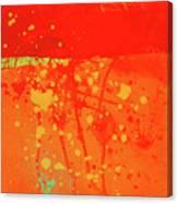 Splash 6 Canvas Print