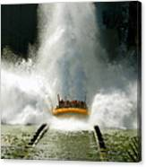 Splash Down Canvas Print