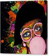 Splatters Canvas Print