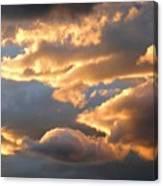 Splendid Cloudscape 2 Canvas Print