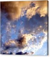 Splendid Cloudscape 3 Canvas Print