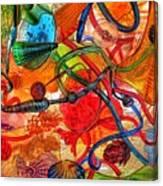 Splendor In The Glass Canvas Print