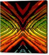 Split - Abstract Canvas Print
