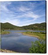 Spooner Lake Canvas Print