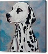 Spotty Canvas Print
