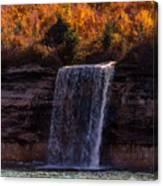 Spray Falls Canvas Print