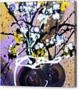 Spreading Joy Canvas Print