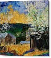 Spring 45 Canvas Print