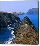 Spring At Anacapa Island, Channel Canvas Print