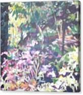 Spring At Maymont Canvas Print