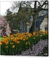 Spring At Spring Grove Canvas Print