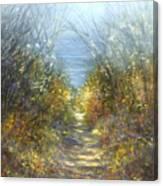 Spring Blosssom Canvas Print