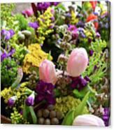 Spring Bouquet 2 Canvas Print