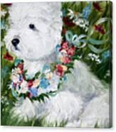 Spring Breezes Canvas Print