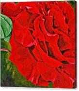 Spring Bud's 4 Canvas Print