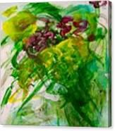 Spring Bursting Canvas Print