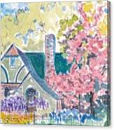 Spring Exuberance Canvas Print