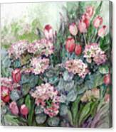 Spring Forth In Beauty Canvas Print