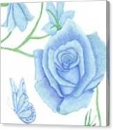 Spring Fresh Canvas Print