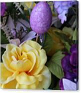 Spring Greetings Canvas Print