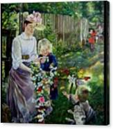 Spring Idyll Canvas Print