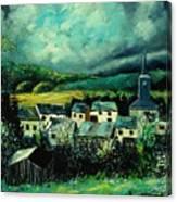 Spring In Daverdisse Canvas Print