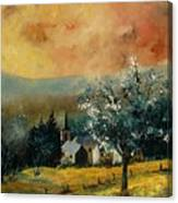 Spring In Gendon Canvas Print