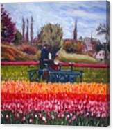 Spring In Holland3 Canvas Print