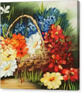 Spring Mood Canvas Print