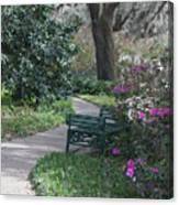 Spring Newness Canvas Print