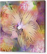 Spring Offerings Canvas Print