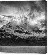 Spring On Glacier Bay Canvas Print