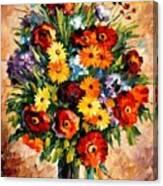 Spring Passion Canvas Print