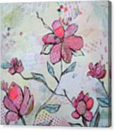 Spring Reverie II Canvas Print