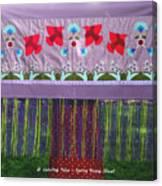 Spring Rising Canvas Print